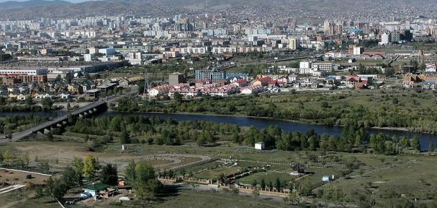 ما هي عاصمة منغوليا موضوع