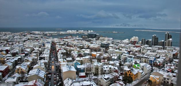 ما هي عاصمة جمهورية آيسلندا