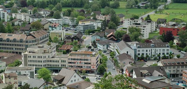 ما هي عاصمة ليختنشتاين