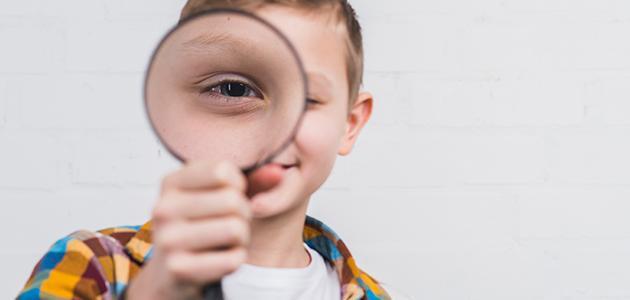 كيفية علاج رمد العين للأطفال