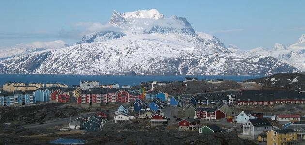 ما هي عاصمة جرينلاند