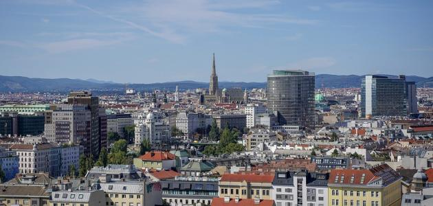 ما هي عاصمة جمهورية النمسا