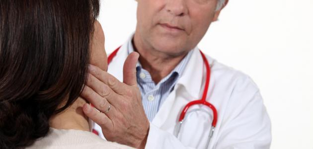 أعراض سرطان الغدد اللمفاوية