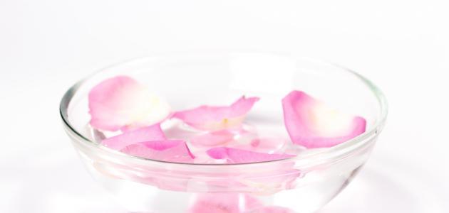 كيف أستعمل ماء الورد