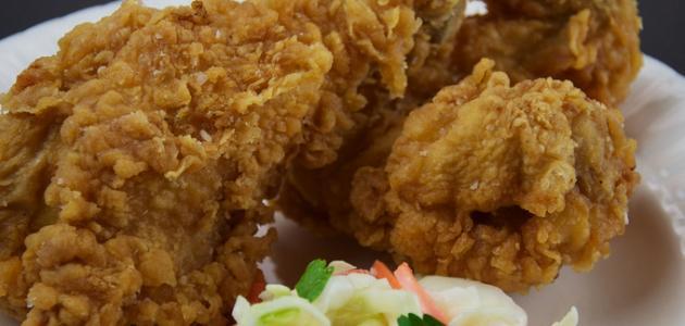 طريقة دجاج كنتاكي