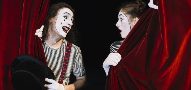 ما هو الفن المسرحي