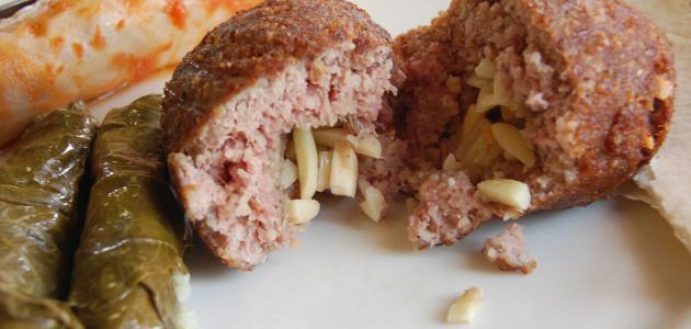 كيفية طبخ الكبة السورية