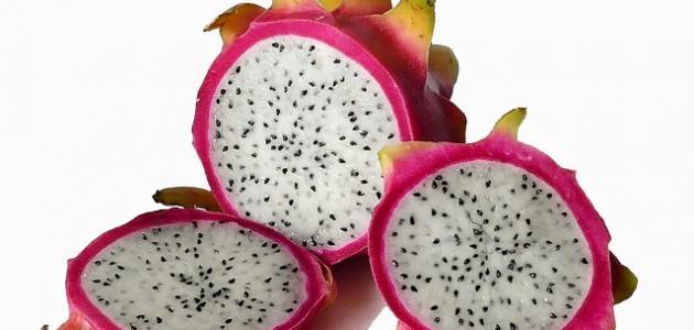 ما فائدة فاكهة التنين