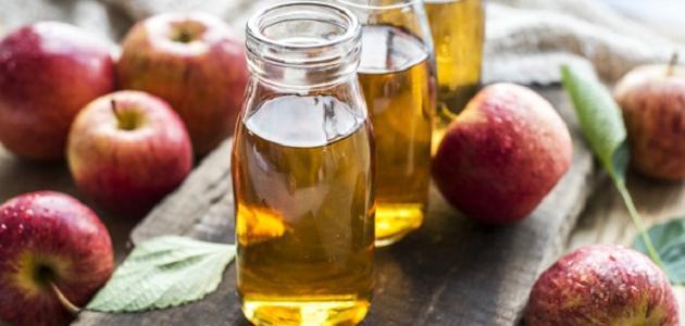 ما فائدة خل التفاح للتنحيف