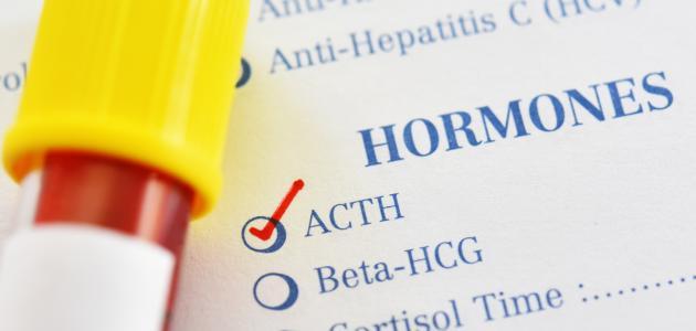 ما هو تحليل acth