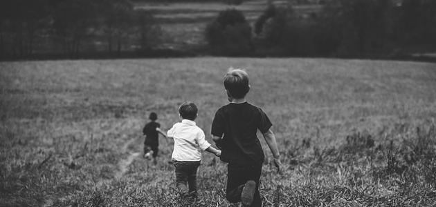 كلام عن صديق الطفولة