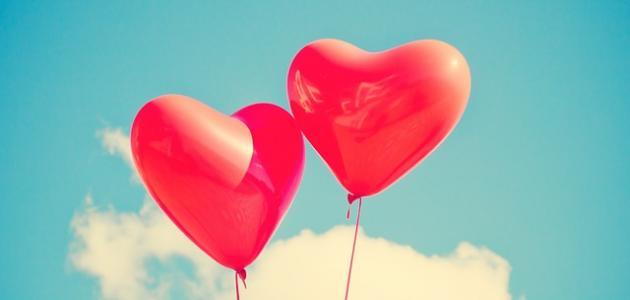 أجمل الكلمات في الحب والعشق