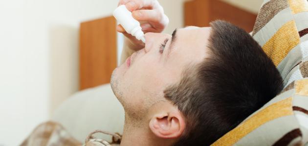 ما علاج حساسية الانف