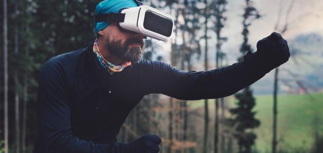 أضرار نظارة الواقع الافتراضي