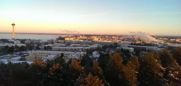 ما هي فنلندا