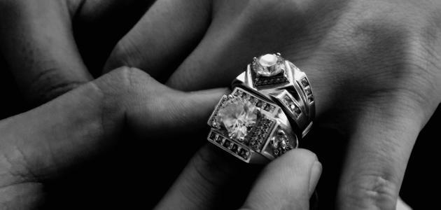 طريقة إزالة الخاتم من الإصبع