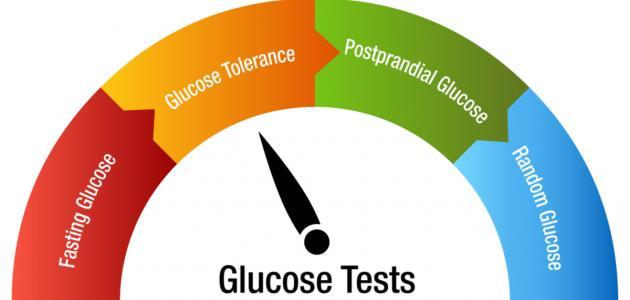 ما هو تحليل السكر العشوائي