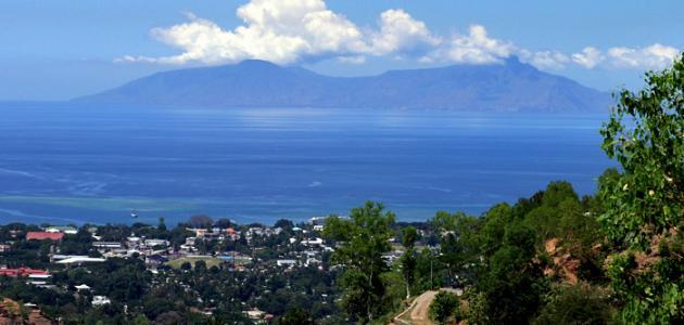 ما هي عاصمة تيمور الشرقية