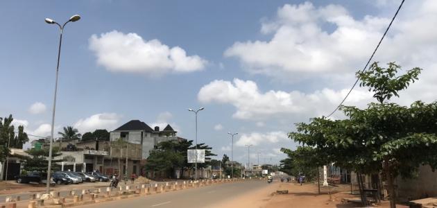 ما هي عاصمة جمهورية بنين