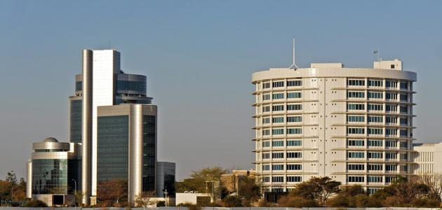 ما هي عاصمة بوتسوانا