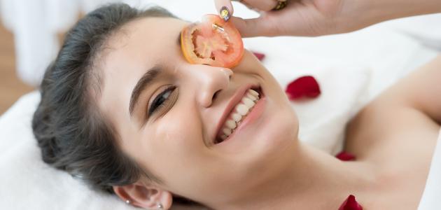 كيفية التخلص من مسام الوجه الواسعه