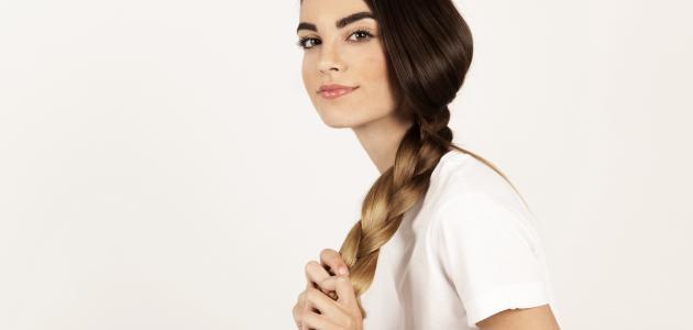 كيف أوقف تساقط الشعر بسرعة