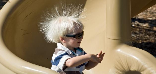 كيفية التخلص من كهرباء الشعر