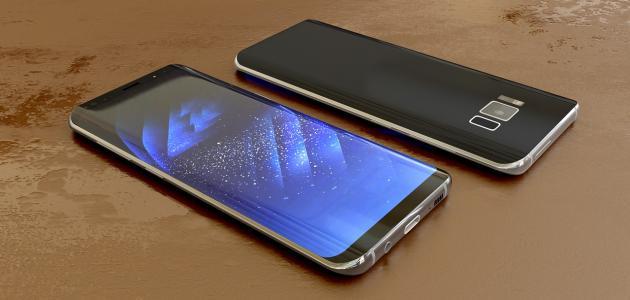 أجزاء الهاتف الذكي