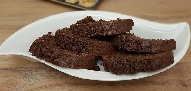 طريقة عمل كيكة الشوكولاته بطريقة سهلة