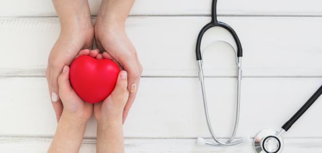 ما سبب تضخم القلب