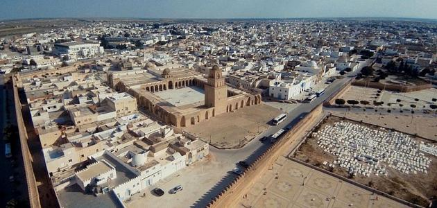 أفضل أماكن سياحية في تونس