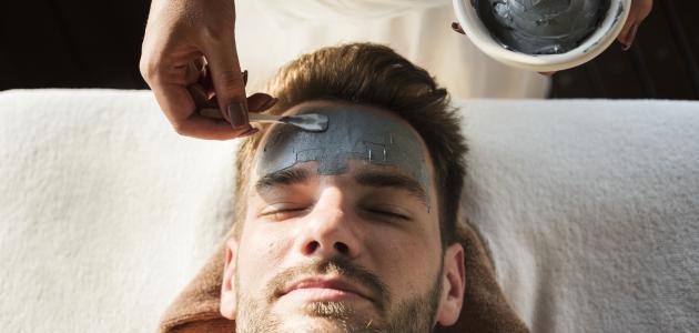 كيف تبيض الوجه للرجال