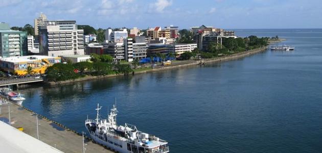 ما هي عاصمة فيجي