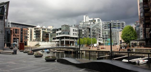 أفضل أماكن سياحية في النرويج
