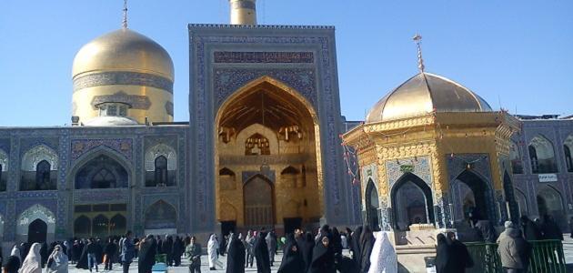أهم معالم مدينة مشهد