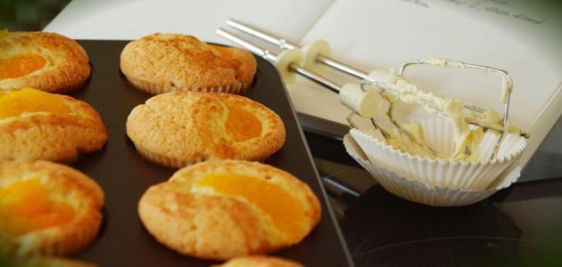 طريقة عمل كيكة بعصير البرتقال