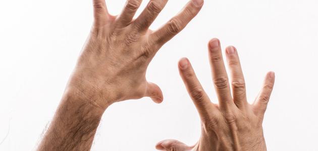 كيفية التخلص من رجفة اليدين