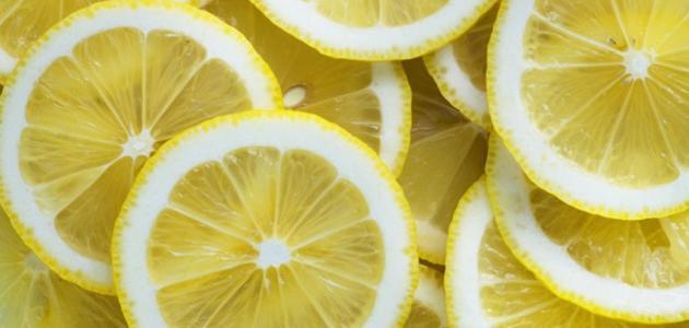 هل الليمون يخفض الضغط