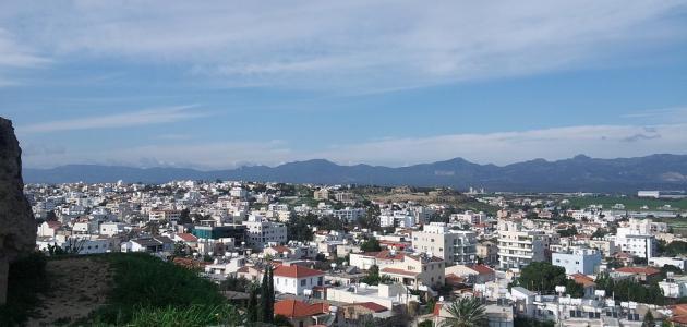 ما هي عاصمة جزيرة قبرص