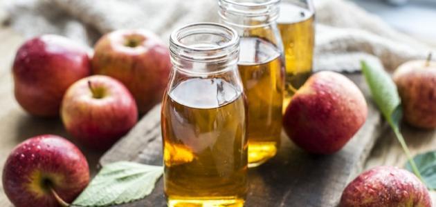 كيف أستعمل خل التفاح للتنحيف