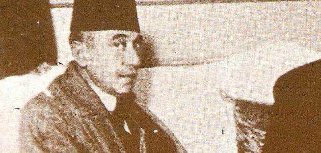 متى ولد أحمد شوقي