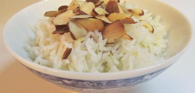 كيفية طبخ ارز بسمتي