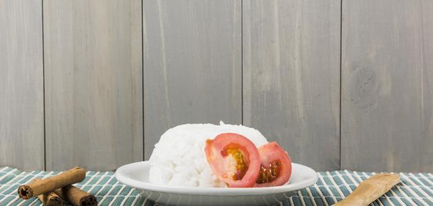 طريقة عمل صوص الأرز البسمتى
