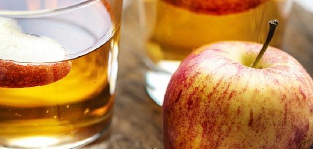 ما فائدة خل التفاح للرجيم