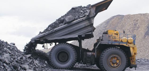 كيفية إنتاج الفحم