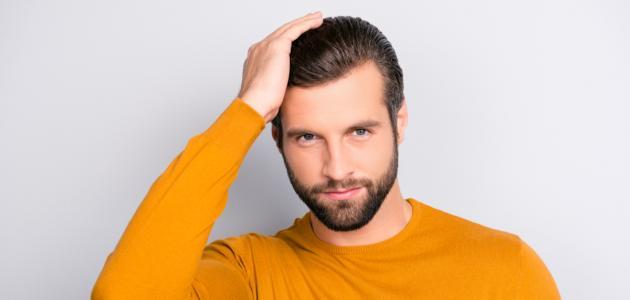كيفية تكثيف الشعر وتطويله للرجال