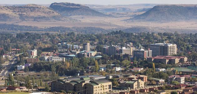ما هي عاصمة ليسوتو