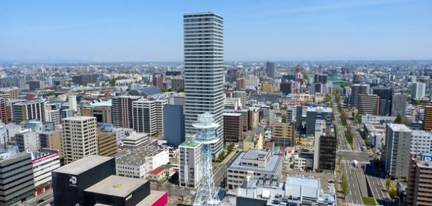 ما هي عاصمة هوكايدو اليابانية