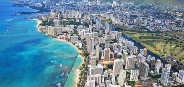 ما هي عاصمة جزيرة هاواي