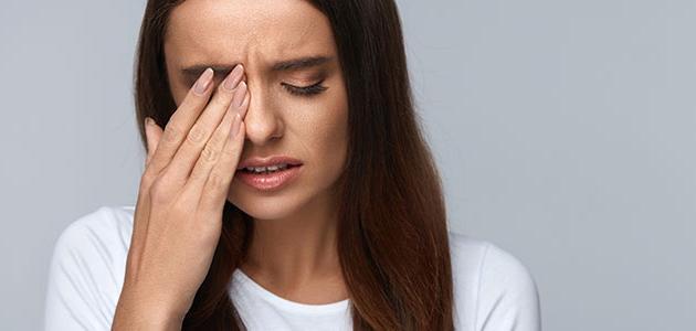 كيفية علاج كيس دهني بالعين
